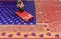 Jacquard Work Banarasi Silk Saree