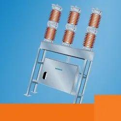 Siemens 3ag01 / 3af01 Outdoor Vacuum Circuit-breakers Up To 40.5 Kv