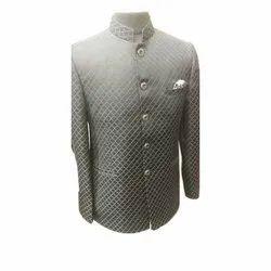 Party & Wedding Wear Printed Designer Jodhpuri Coat