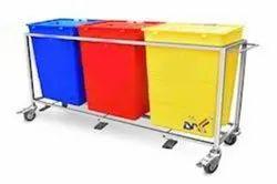 Bio Waste Trolley