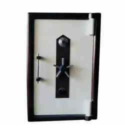 Single Door MS Jewellery Safe, For Commercial