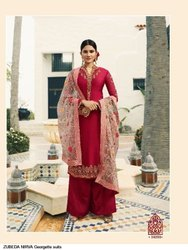 Embroiderd Georgette Suits
