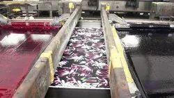 Fabric Printing Services, Digital Floral Print