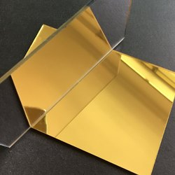 Stainless Steel Mirror Decorative Designer Sheets
