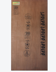 Volvo Plywood