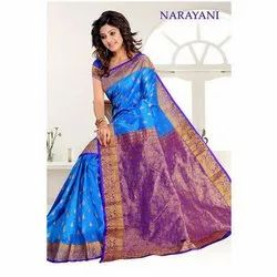 Fancy Pure Silk Sarees