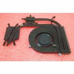 ABS Laptop Heat Sink Cooling Fan for Processor