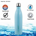 Probott Stainless Steel Double Wall Vacuum Flask Tradition Sports Bottle 750ml (PB 750-01)