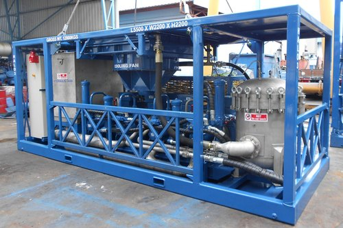 Transformer Oil Filtration Machine Commissioning Service