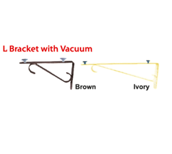 L Bracket with Vaccum