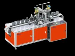 Automatic N95 Elastic Pasting Machine