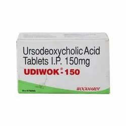 Udiwok (Ursodeoxycholic Acid) Tablet