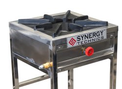 Stock Pot / Single Burner Gas Stove