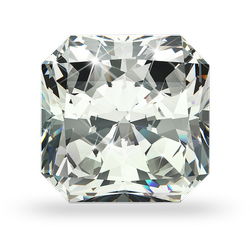HPHT透明0.18至0.22辐射钻石