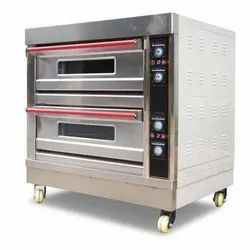 Pacific Electric 2 Deck 4 Tray Commercial Bakery Oven