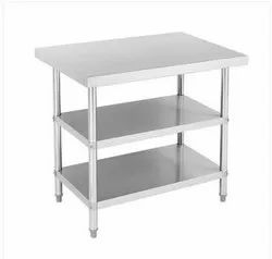 Working Table Stainless Steel Table