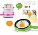 2 In 1 Egg Boiler