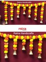 Artificial Marigold Flower Decoration Toran