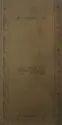Green Panel Flush Door