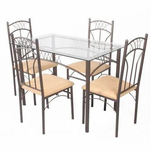 2.5-2.8 Feet Rectangular(Table) Stainless Steel Dining ...