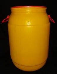 HDPE 65 Kg/Litres Full Open Top Drum