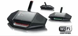 BOSCH Dicentis Wireless Conference System
