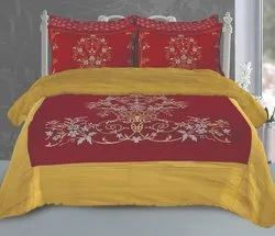 Cotton Queen Size Bed Sheet