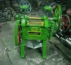 12 Hp Commercial Hand Operated Sugarcane Crusher