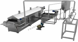 Automatic Potato Wafer Making Plant