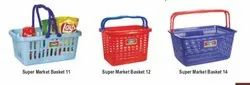 PVC Super Market Basket