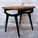 Cafe Furniture - Farmhouse Style Coffee Table - Bar Table - Hotel Dining Table - Resort Dining Table