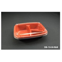 DB-10-B-R&B Plastic Container