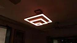 Acrylic LED Chandelier