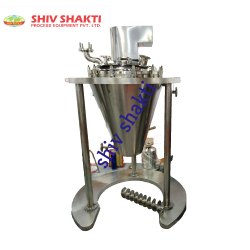Cone Screw Processor Nauta Mixer