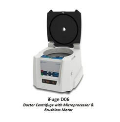 iFuge D06 Doctor Centrifuge With Microprocessor & Brushless Motor - Neuation