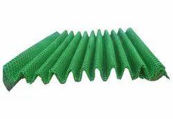 Sericulture Plastic Mountage
