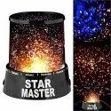 Colorful LED Star Master Sky Starry Night Light Projector