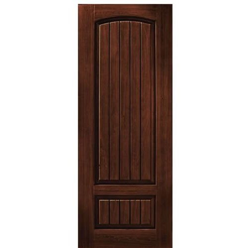 Delicieux Polished Hinged Cherry Wood Door