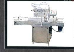 Milk Bottle Filling and Capping Machine