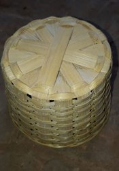 Mini Bamboo Baskets