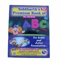 Kids English Play Group ABC Book