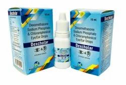 Chloramphenicol Dexamethasone Eye Drops