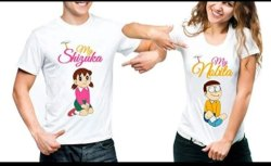 Cartoon Printed T-Shirts