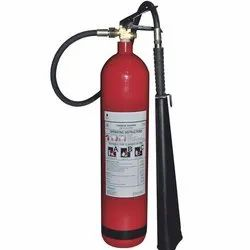 Carbon Steel 4.5Kg Dry Powder Fire Extinguisher, Capacity: 4.5 kg