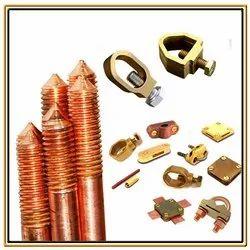 Threaded Copper Bonded Rod
