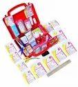 First Aid Kit Plastic Box Handy - SJF P3