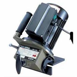 Nitto Kohki Portable Plate Beveler Machine