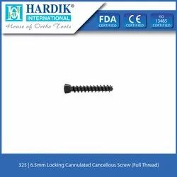6.5mm Locking Cannulated Cancellous Screw (Full Thread)