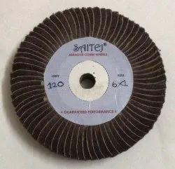 Coated Abrasive Combi Finishing Wheel