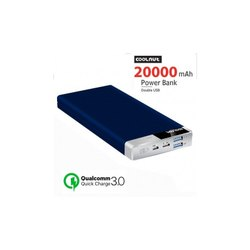 QC Power Bank 20000 MAh